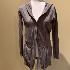 Aqua Sweater/ Cardigan